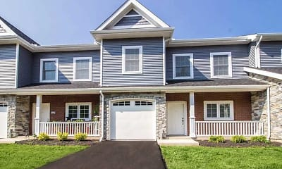 Building, Waterford Townhomes, 1