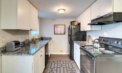 Kitchen, Austin Estates, 0