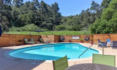 Pool, Hillside Garden Apartment Homes, 1