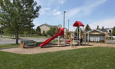 Playground, The Ridge At Jordan Landing, 2