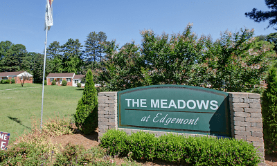 Community Signage, The Meadows at Edgemont, 2