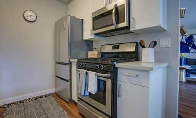 Kitchen, Renew Park Viva, 0