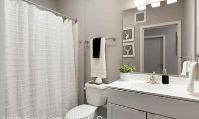 Bathroom, Moerty, 2