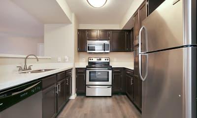 Kitchen, Ascent at Silverado, 1