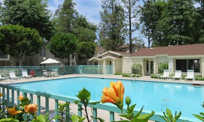 Pool, Jasmine Villas, 0
