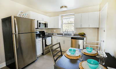 Kitchen, Summit Court, 0
