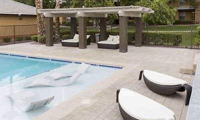 Pool, Diamond Sands on the Boulevard, 0