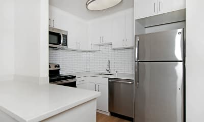 Kitchen, The Terraces, 1