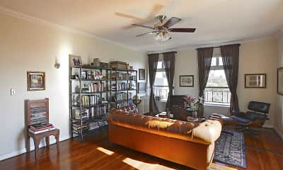 Living Room, Fleur De Lis, 1