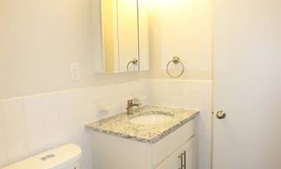 Bathroom, Linden House West, 1