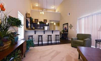 Living Room, The Villas of Fox Hollow, 1