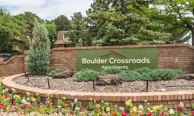 Boulder Crossroads, 0