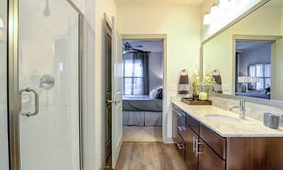 Bathroom, Carillon, 2