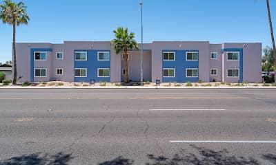 Building, Serena Park, 2