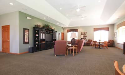 Clubhouse, Valley View Apartments, 1