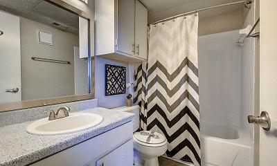 Bathroom, Canyon Grove, 2
