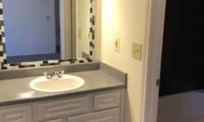 Bathroom, Colony Apartments, 2