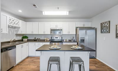 Kitchen, Altamont Summit, 0