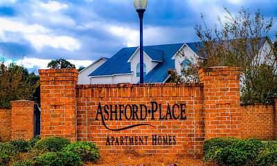 Community Signage, Ashford Place, 0