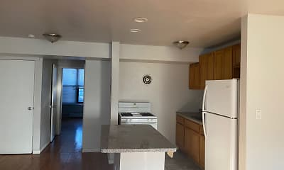 Kitchen, Woodbine Living, 2
