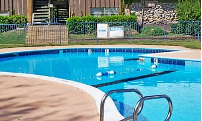 Pool, Las Brisas, 2