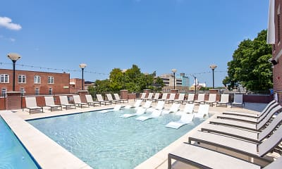 Pool, Vue On Walnut Student Living, 0