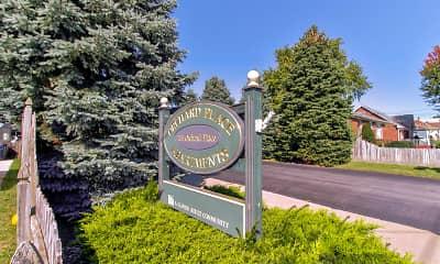 Community Signage, Orchard Place Senior Apartments, 2
