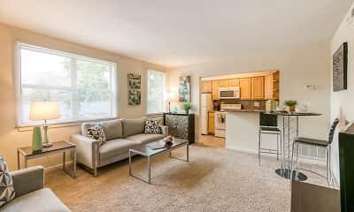 Living Room, Seton Park, 0