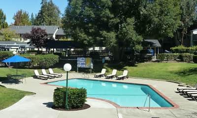 Pool, Pebble Creek Communities, 1