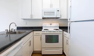 Kitchen, Park West, 2