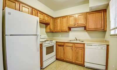 Kitchen, Stonegate Apartments, 0