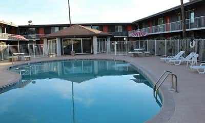 Pool, Rise at the Retreat, 0