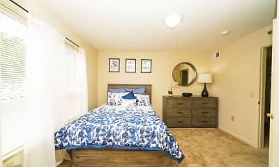 Bedroom, Brentwood Park, 2
