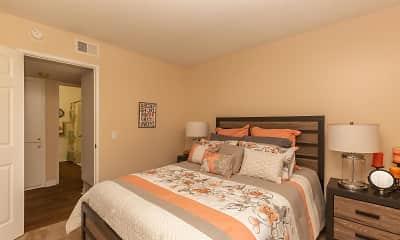 Bedroom, The Meadows, 2