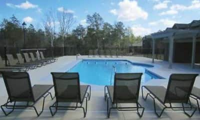 Pool, Forest Hill Apartment Homes, 2