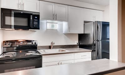 Kitchen, Estrella Apartment Homes, 0