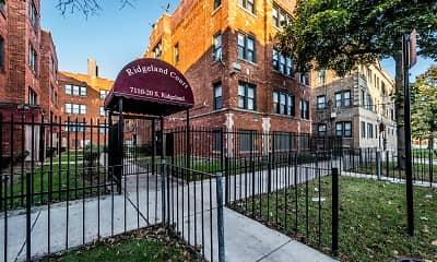Building, 7110 S Ridgeland Avenue, 1