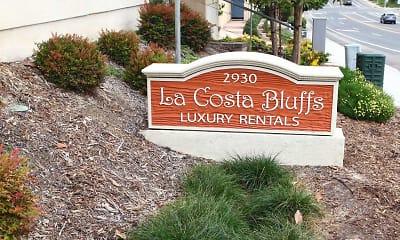 Community Signage, La Costa Bluffs, 2
