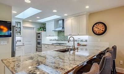 Kitchen, Apartments at Alamo Heights, 1