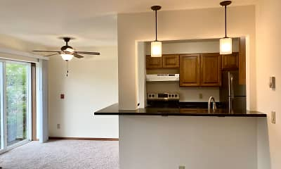 Kitchen, High Point Commons, 2