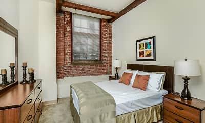 Bedroom, Bigelow Commons, 0