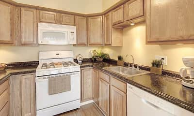 Kitchen, Legacy Bay Townhomes, 0