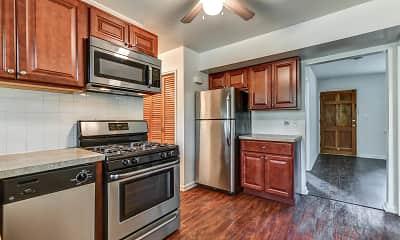 Kitchen, Mountain Top Estates, 2