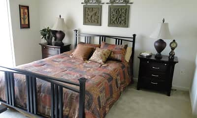 Bedroom, Stoneridge Apartments, 2