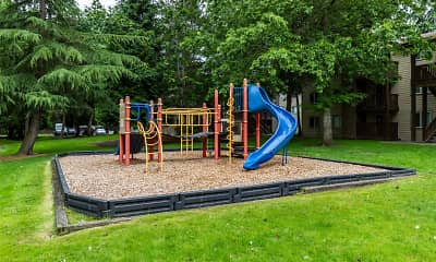 Playground, Campbell Run, 2