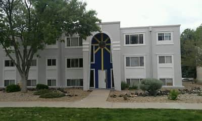 Building, San Miguel Court, 0