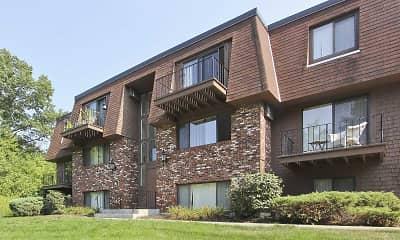 Building, Brunswick Apartments, 0