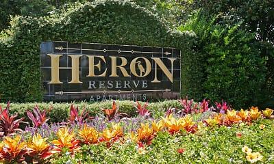 Heron Reserve, 2