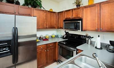 Kitchen, Arlington Square, 2