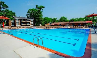 Pool, Woodmere, 1